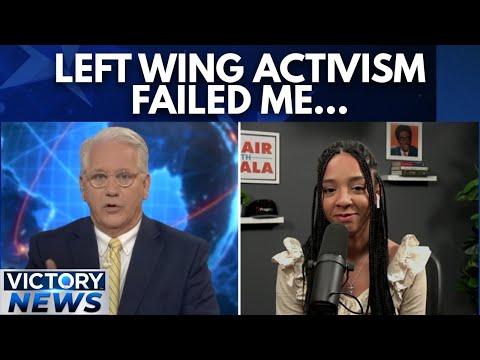 Victory News: Left Wing Activism Failed Me...  Amala Ekpunobi