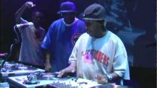 X-ECUTIONERS - SCRATCH: ALL THE WAY LIVE