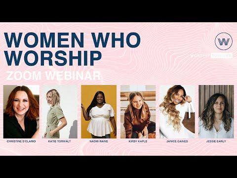 Women Who Worship Q&A Webinar