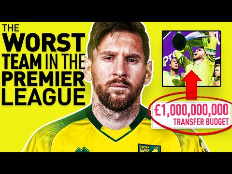 Could $1,000,000,000 Buy Norwich a League Title in 1 Season? - FIFA 20 Career Mode Experiment