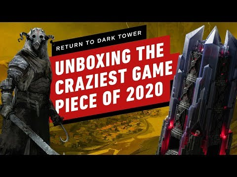 A Massive Mechanical Tower Is 2020's Craziest Game Piece - UCKy1dAqELo0zrOtPkf0eTMw