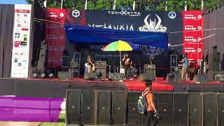 Psybarite-Live@ Tezpur University - psybarite.crew , Metal