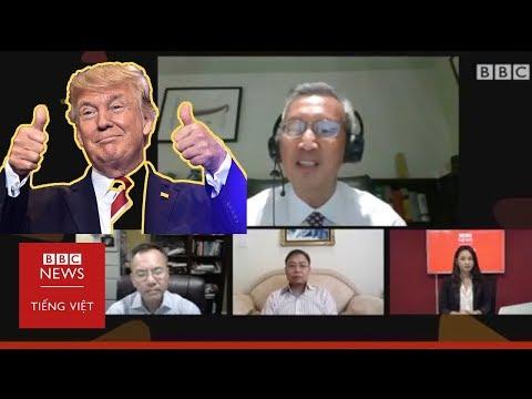 Người Việt nghĩ gì về ông Donald Trump? - Bàn tròn BBC News Tiếng Việt