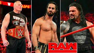 WWE Monday Night Raw 15/7/2019 highlights | wwe raw 15 July 2019 highlights | raw live today
