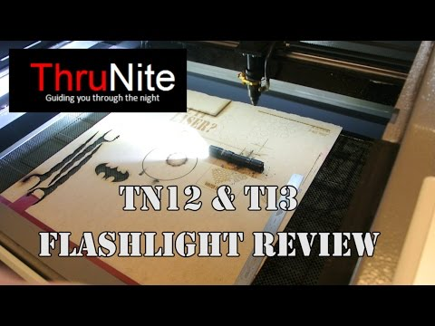 Thrunite TN12 & Ti3 Flashlight Review -- Will it Laser! - UCjgpFI5dU-D1-kh9H1muoxQ