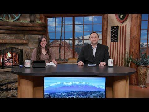Charis Daily Live Bible Study: Faith in Jesus - Rick McFarland - April 8, 2021