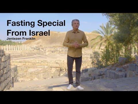 Fasting Special from Israel  Jentezen Franklin