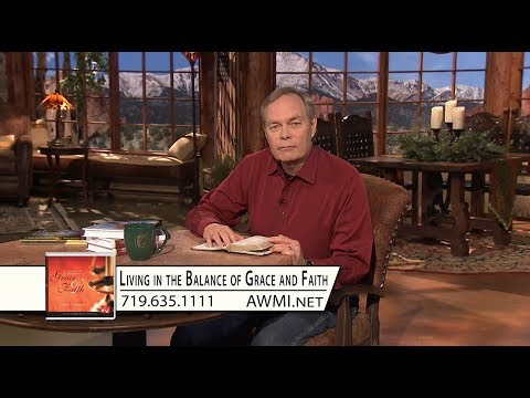 Living in the Balance of Grace & Faith - Week 2, Day 3 - The Gospel Truth