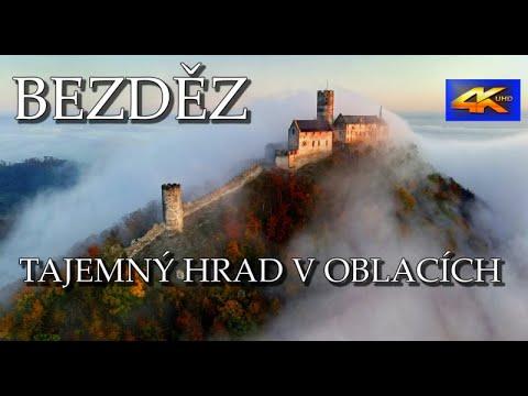 BEZDĚZ   Tajemný hrad v oblacích | DJI Mavic Air 2