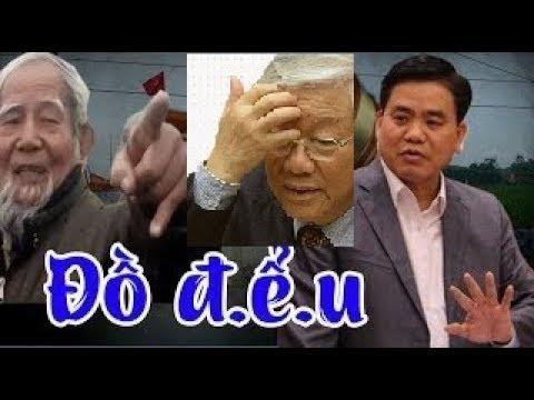 Cụ Kình đã mắng thẳng vào mặt Nguyễn Phú Trọng như thế nào?