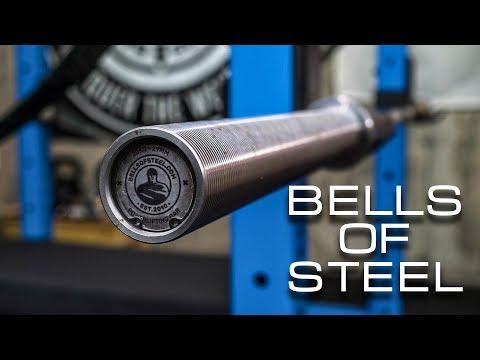Bells of Steel Barenaked Powerlifting Bar Review - UCNfwT9xv00lNZ7P6J6YhjrQ