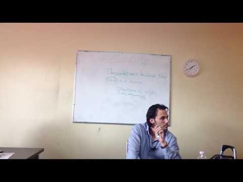 OTP English Lesson - Richard - Study Phase - Worksheet Exercise