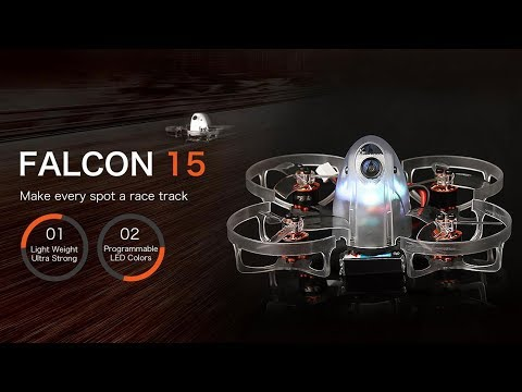 Awesome Little Falcon 15 Mini FPV Racing Quad - Merry Christmas - UCOT48Yf56XBpT5WitpnFVrQ