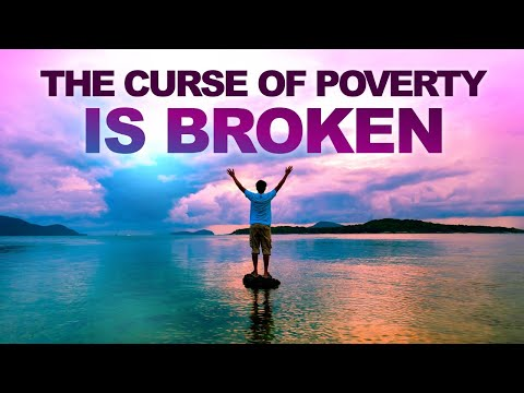 The Curse of Poverty is Broken (your poverty days are coming to an end) - Live Re-broadcast