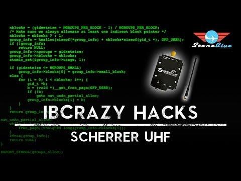 iBcrazy Hacks For Scherrer UHF - UC0H-9wURcnrrjrlHfp5jQYA