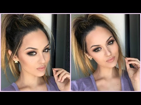 Summer Night Out Makeup Tutorial - UCXTAdFsBmxNK3_c8MUvSviQ
