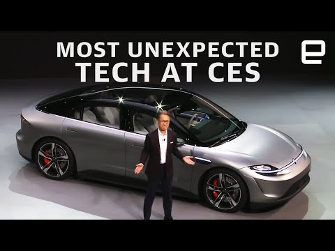 The most unexpected tech at CES 2020 - UC-6OW5aJYBFM33zXQlBKPNA