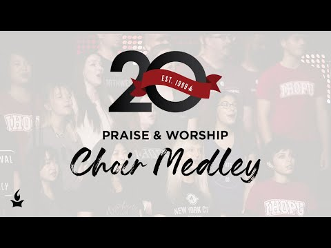 Praise & Worship Choir Medley  IHOPKC  Jaye Thomas