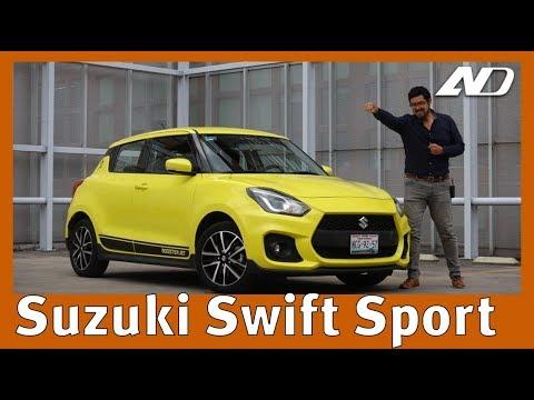 Suzuki Swift Sport ? - La mayor diversión con poco dinero