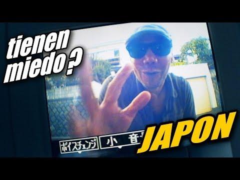 TOCANDO la PUERTA en JAPON: NADIE QUIERE SALIR