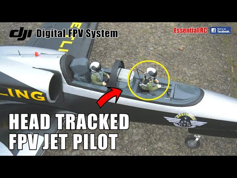 RC JET PILOTING FROM THE COCKPIT !!! FREEWING L-39 DJI DIGITAL FPV WITH HEAD TRACKING | PILOT: GUI - UChL7uuTTz_qcgDmeVg-dxiQ