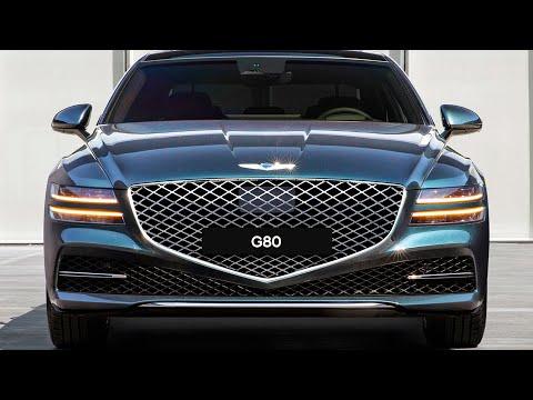 "2021 GENESIS G80 | Specs, Features and Design Details | Best Luxury Midsize Sedan"""