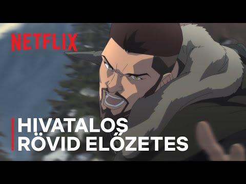 Vaják: A Farkas rémálma | Hivatalos rövid előzetes | Netflix