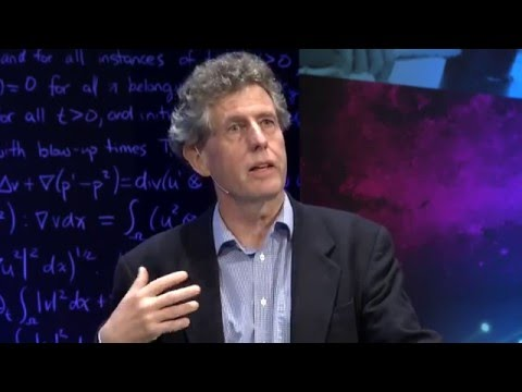 Climate Change, Chaos, and Inexact Computing - Tim Palmer Public Lecture