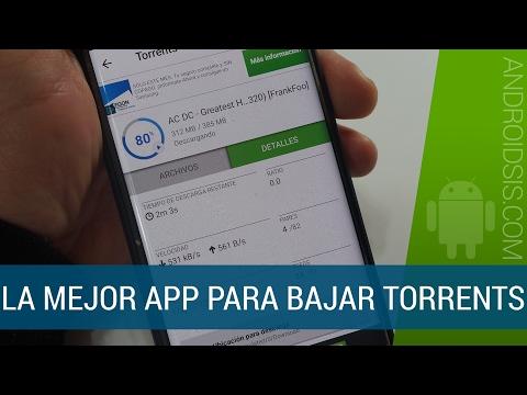 La mejor manera de bajar torrents desde Android