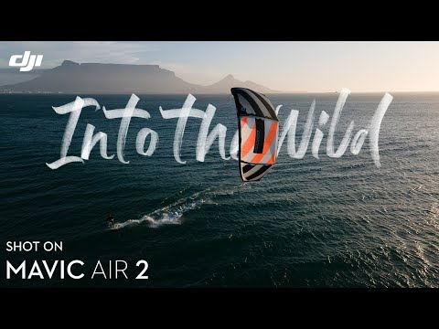 DJI Mavic Air 2 - Into the Wild