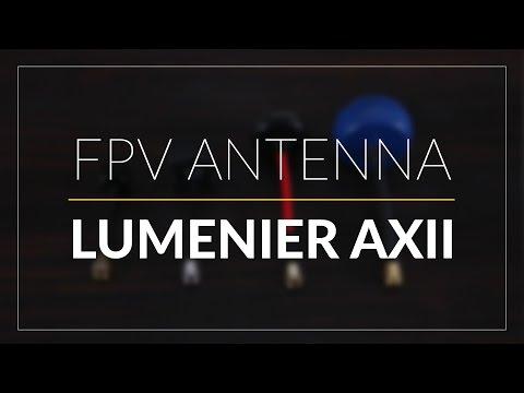 Lumenier AXII // FPV Antenna // GetFPV.com - UCEJ2RSz-buW41OrH4MhmXMQ