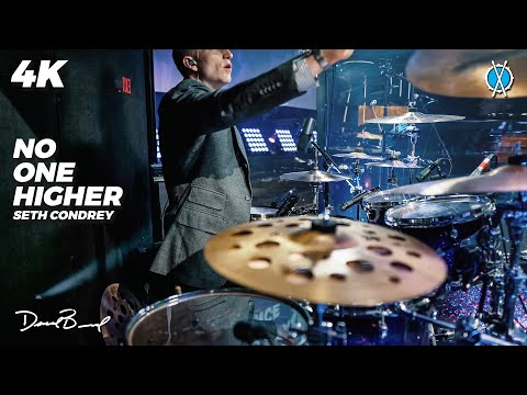 No One Higher Drum Cover // Seth Condrey // Daniel Bernard