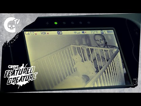 THE MAN IN THE CRADLE | Featured Creature | Short Film - horror