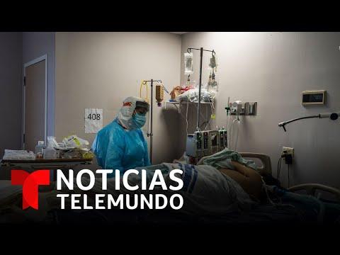 ¿Puedo pedir un parole por un familiar enfermo de COVID-19? | Noticias Telemundo