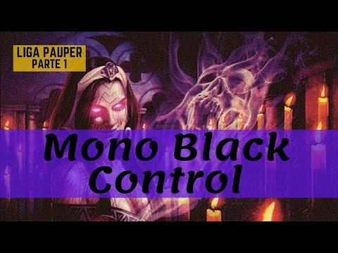 (LIGA PAUPER) Mono Black Control (parte 1)