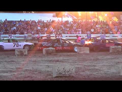 Arenac County fair 2018 Bump and Run (Modified) Heat 3 (8-4-2018)