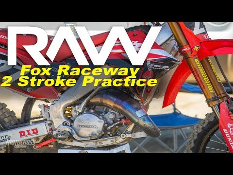 2019 125 2 Stroke National Press Day at Fox Raceway - Motocross Action Magazine