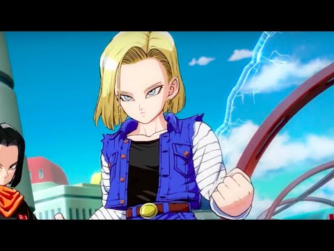 Dragon Ball FighterZ - Android 18 Trailer - UCKy1dAqELo0zrOtPkf0eTMw