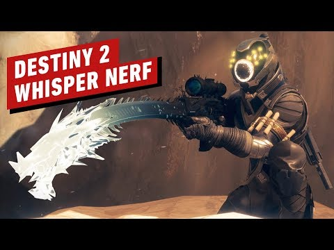 Destiny 2 is Nerfing the Best Weapon in the Game (Whisper of the Worm) - UCKy1dAqELo0zrOtPkf0eTMw