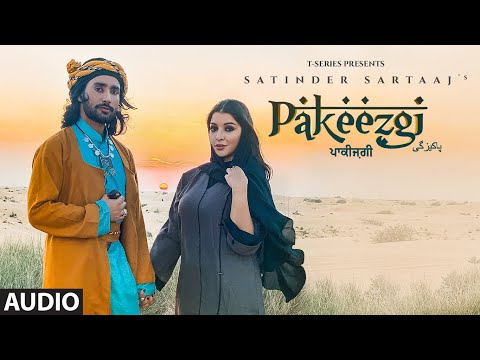 Pakeezgi (Audio)   Satinder Sartaaj   Beat Minister   Latest Songs 2021   T-Series