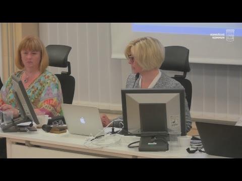 Kommunfullmäktige 15 juni 2017