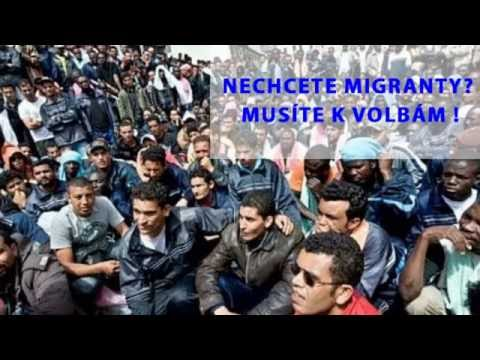 Tomio Okamura: Nechcete migranty? Musíte k volbám!