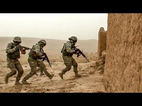 Orosz-tádzsik hadgyakorlat az afgán határnál