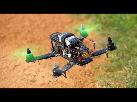 AeroSky ZMR250 Carbon Fiber Mini Quadcopter CC3D - UCH6MbLEKxUPKK3y2uBreqDA