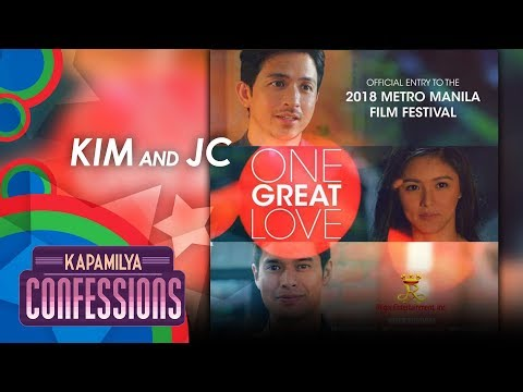 Kapamilya Confessions with Kim Chiu and JC De Vera