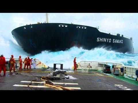 10 Biggest Ships On Earth - UCmeBJBLXcXamuPWl-0t5S4w