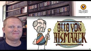 A History Teacher Reacts | Extra Credits - Otto von Bismarck (Parts 1-2)