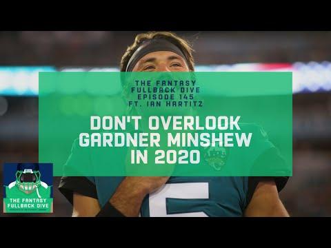 Gardner Minshew is a 2020 Fantasy Sleeper | Fantasy Football Podcast