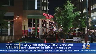 Pittsburgh Police Officer Faces Charges In Hit And Run