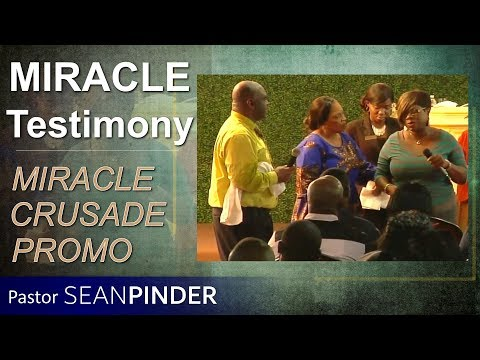 JOYS MIRACLE TESTIMONY: BACK INJURY HEALED - PASTOR SEAN PINDER